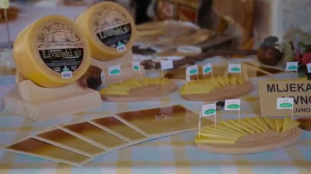 Livanjski sir prvi zaštićeni bh proizvod?