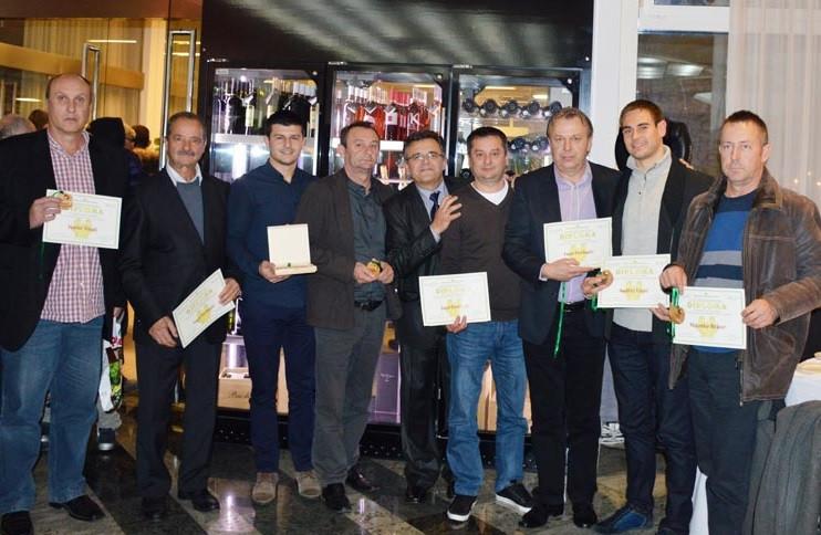 Osam zlatnih medalja za ljubuška maslinova ulja