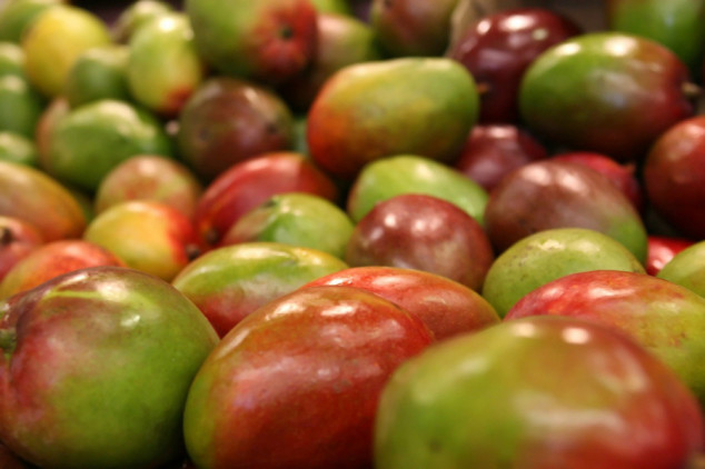 Tone tropskog voća uništene na granici