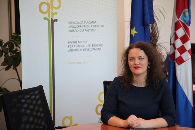 Matilda Copić: Nadziremo isplatu potpora!