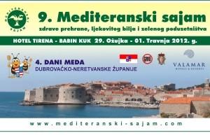 15. Mediteranski sajam zdrave prehrane, ljekovitog bilja i zelenog poduzetništva