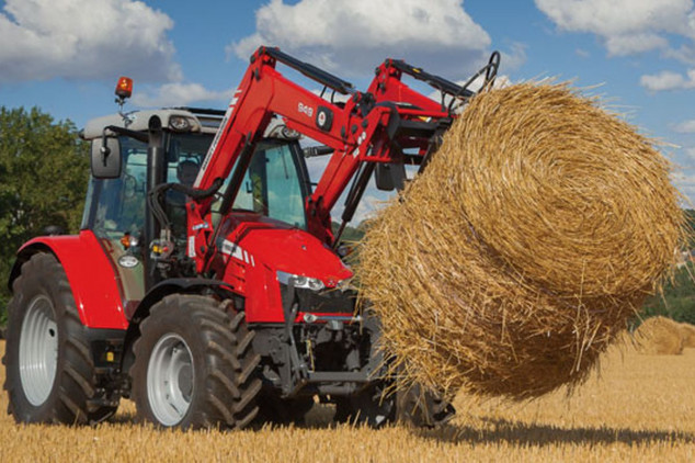 MF 5700 SL najbolji traktorski utovarivač u klasi!