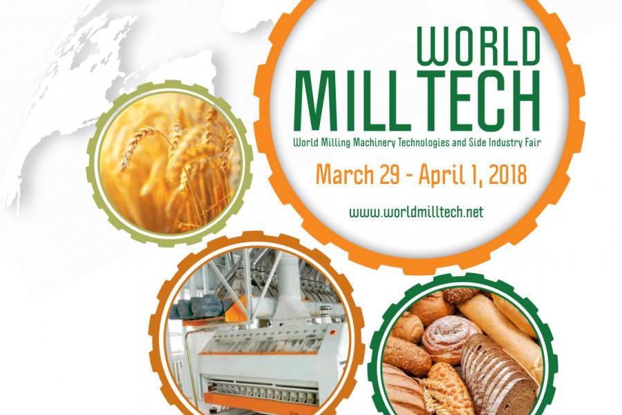 World Mill Tech 2018 - Istanbul, Turska