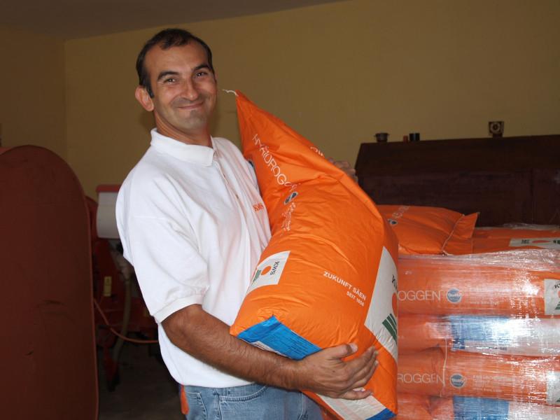 I do 400 kilograma više uljane repice po hektaru!