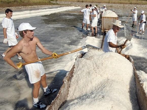 Eko sol iz stonske Solane - izvorni HR brand