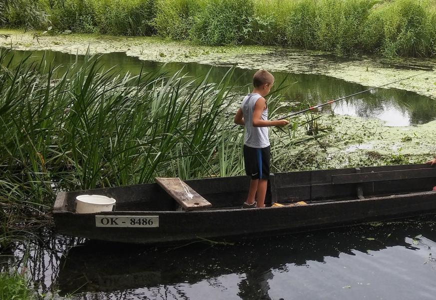 Noa peca od četvrte godine, a s 10 je postao prvak u ribolovu!