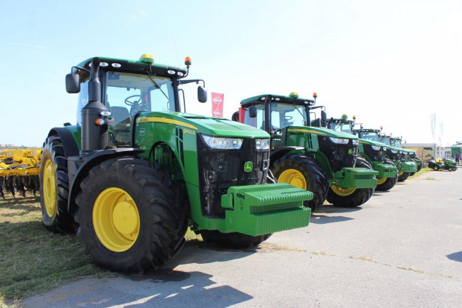 Najnoviji modeli John Deere traktora u Gudovcu