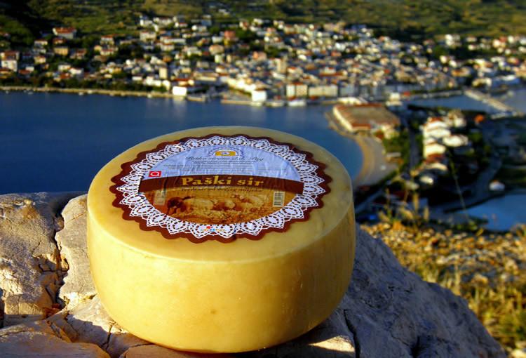 Paški sir je najbolji na svijetu!
