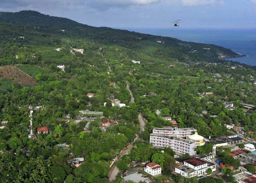 Haiti prva država koja propada zbog sječe šuma