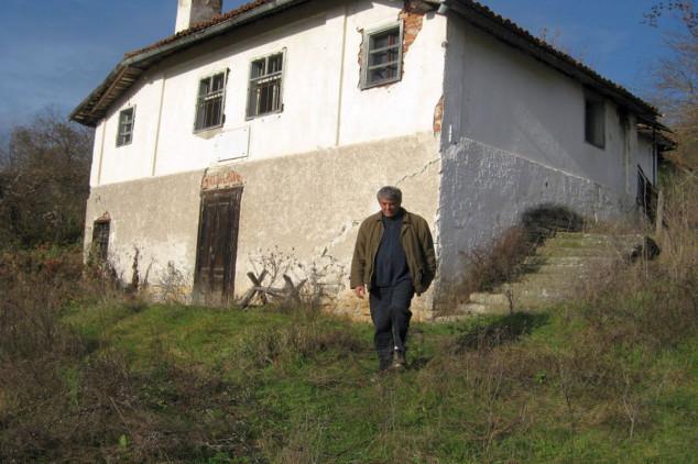 Prva seoska kuća građena po projektu arhitekte