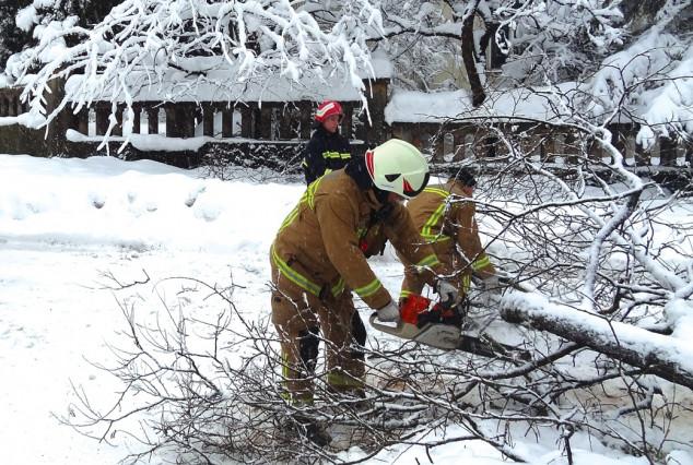 Val hladnoće aktivirao i vatrogasce