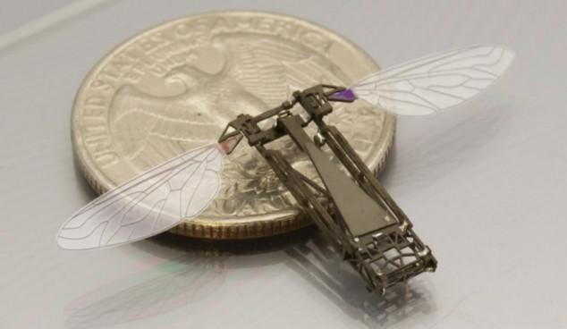 Roboti pčele - znanstvena fantastika ili?