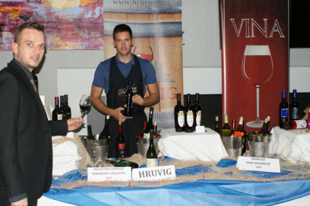 Sabatina - pozitivan pečat na vinogradare i vinare