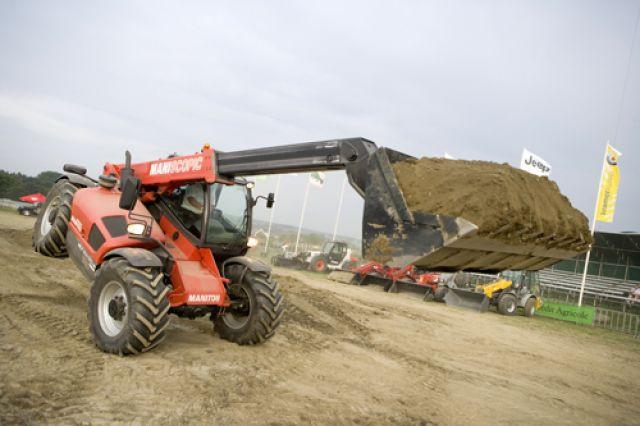 Sajam poljoprivrede i šumarstva u Belgiji