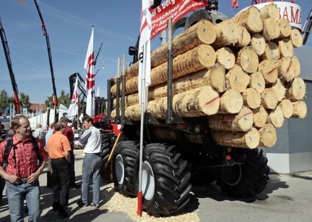 Sajam šumarske tehnologije u Klagenfurtu