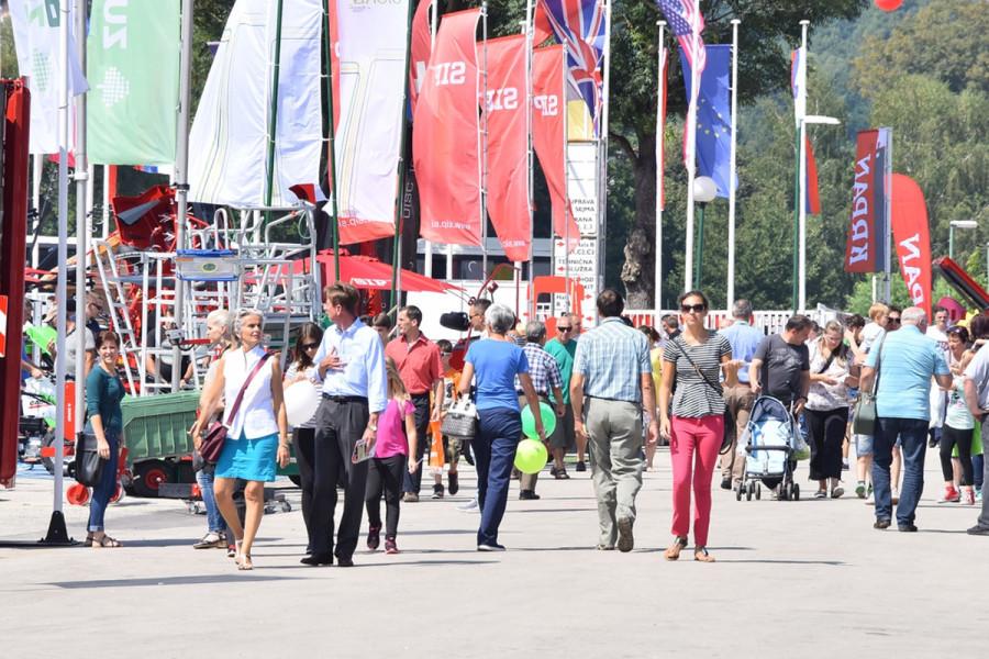 Jubilarni poljoprivredni sajam u Sloveniji