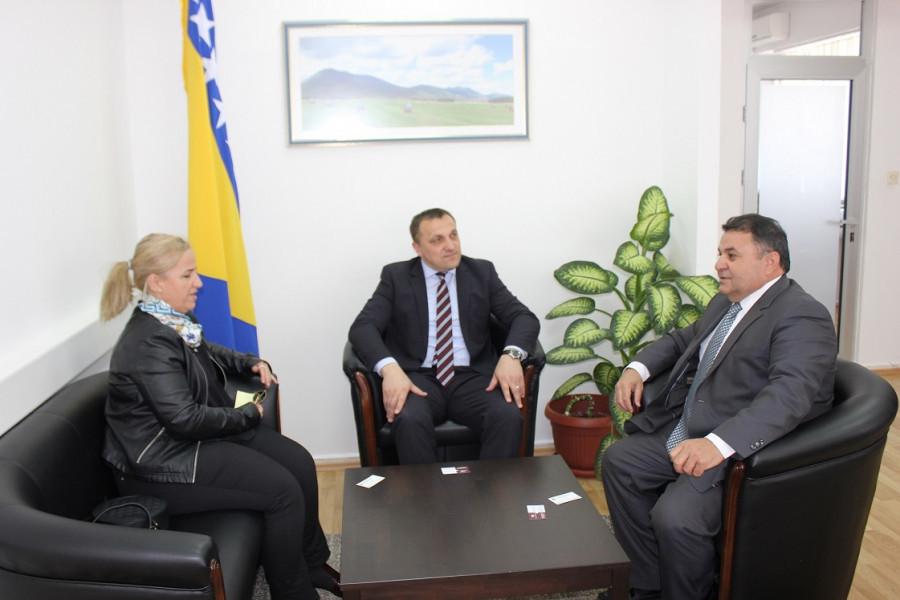 Turska Galata želi ulagati u poljoprivredu BiH