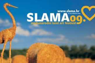 SLAMA 2009. - land art festival