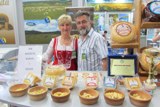 Šampionski sirevi sa Kupresa