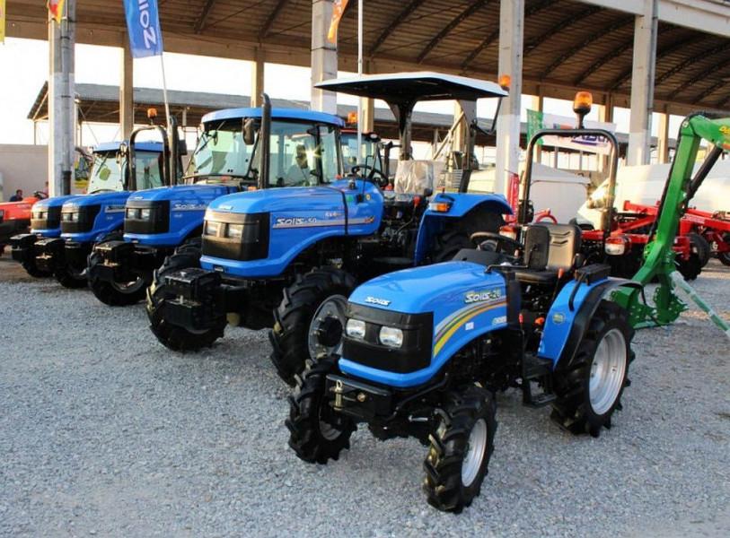 Solis traktori iznimne snage u odnosu na veličinu