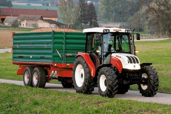 Steyr Kompakt - Steyr Traktori - Mehanizacija - AgroKlub.com
