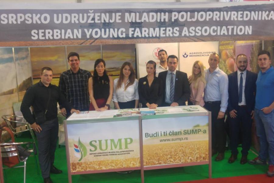 Prvi Sajam mladih poljoprivrednika u oktobru
