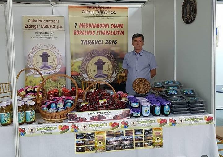 Međunarodni sajam ruralnog stvaralaštva u Tarevcima