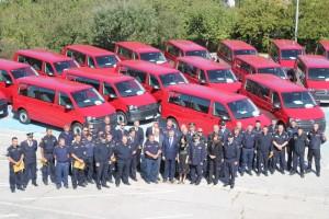 Hrvatska vatrogasna zajednica bogatija za 17 novih vozila