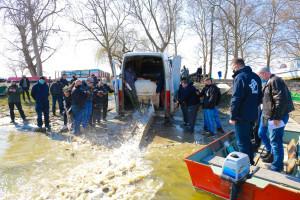 Poribljavanje u Vojvodini - planirano puštanje oko 14 tona mlađi šarana