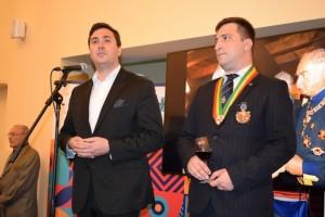 Održan prvi Viteški salon vina u Novom Sadu
