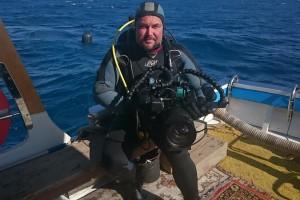 Vedran Dorušić: Ribe je sve manje, a Jadransko more sve zamućenije