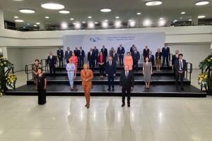 Ministrica Vučković u Koblenzu zatražila ranije isplate avansa poticaja