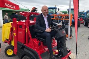 Farm Show 2019: Demonstracije strojeva u radu najzanimljiviji za posjetioce