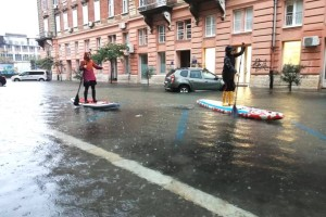 Na riječkoj placi gotovo kao u Veneciji - imamo li novu turističku atrakciju?