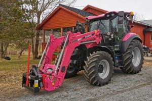Iza ružičastog traktora po mjeri krije se farmerica s nasljeđenom farmom i 200 krava