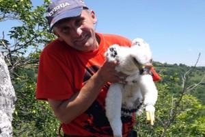 Vjekoslav Joksimović, policajac koga vole ptice i zverinje