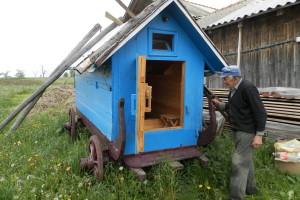 Planinski kućeri, skloništa za pastire i ljubavnike