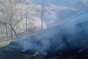 Muškarac stradao gaseći vatru na njivi kod Vršca