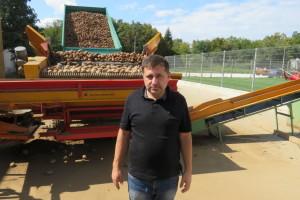 Ove će godine na tržištu biti oko 500 tona Ličkog krumpira, hrvatskog proizvoda s europskom zaštitom