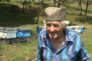 Pčele mu dva puta spasile život - proslavio 93. godinu!