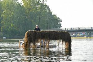 U Beču se iz Dunava svaki dan izvuče 90 tona vodenog bilja