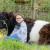 Malo govedo pomoglo bolesnoj djevojčici u izlječenju