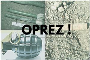 Opasan rad u polju: izorali minobacačke i trenutnu minu te ručnu bombu