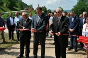 Pušten u rad sistem za navodnjavanje na teritoriji opštine Bratunac!