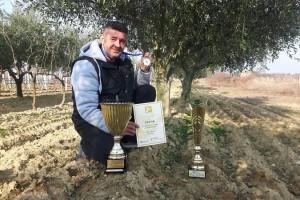 Pravosudni policajac Mario Buterin pobijedio maslinarsku elitu!