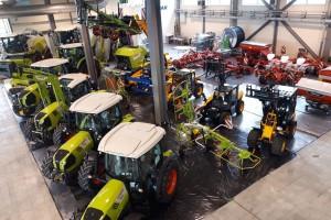 Grapak A1 na Celjskom sajmu - Agritech: Široka ponuda poljoprivrednih strojeva