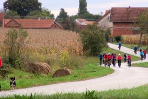 Bavarski cikloturisti iznova se uvjerili u ljepote i gastro ponudu Slavonije