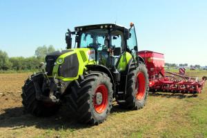 Prvi poziv za traktore 25. decembra