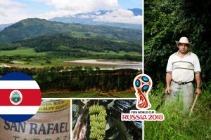Kostarika - zemlja kafe, banana i pirinča