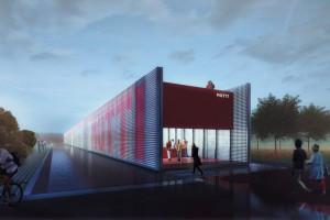 Gradit će tvornicu paradajza sa zidovima od umaka od paradajza